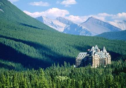 The Banff Springs
